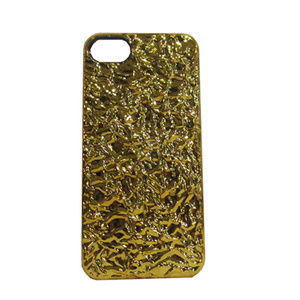 Marc Jacobs Iphone 5 Case Gold